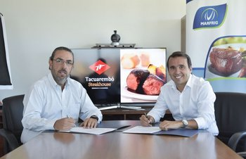 Marcelo Secco y Javier Vitabar.