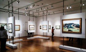 Las pinturas fueron de los lotes que mejor se cotizaron en la subasta de la colección de Rockefeller<br>