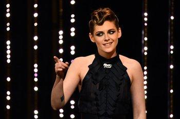 La actriz estadounidense y miembro del jurado del largometraje Kristen Stewart en la 71ª edición del Festival de Cannes