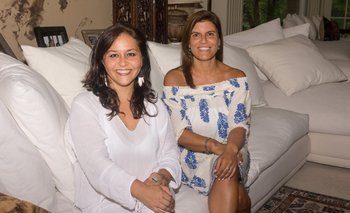 Bárbara Gimpel y Paola Ferrari, fundadoras de Autóctona