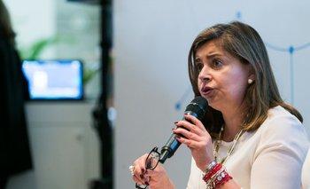 Mónica Flores, presidenta de Manpower Group para Latinoamérica