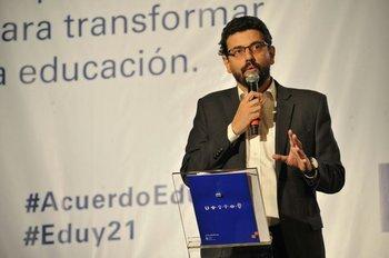 Juan Pedro Mir, fundador de Eduy21
