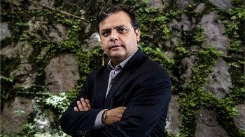 Carlos Dada fundó El Faro en 1998, junto a Jorge Simán.
