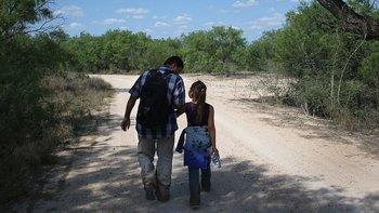 Para Sanz, los centroamericanos ya no migran, huyen.