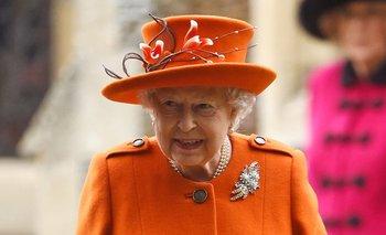 La reina Isabel emitió un comunicado de respuesta a las acusaciones de Harry y Meghan