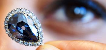 El diamante estaba valuado por Sotheby
