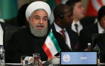 La decisión de Estados Unidos de abandonar el acuerdo nuclear debilitó la posición del presidente de Irán, Hassan Rouhani.