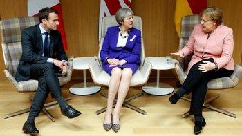 Los líderes de Francia, Reino Unido y Alemania intentaron sin éxito persuadir a Trump de que mantuviera a Estados Unidos dentro del acuerdo.