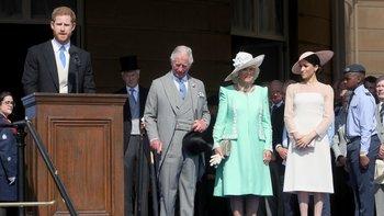 El príncipe Harry pidió la palabra para hacer un reconocimiento al nullincreíble trabajonull de su padre durante casi 50 años.