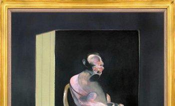 <i>Study for Portrait</i> fue subastada al mejor postor en US$ 49,8 millones<br>