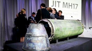 Los investigadores aseguran que el misil pertenecía a una brigada del ejército ruso.
