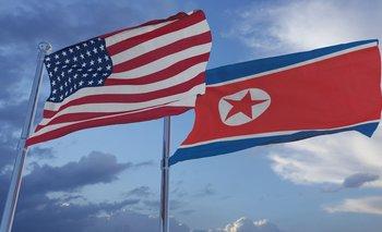 Estados Unidos mantuvo una serie de reuniones con Corea del Norte bajo la presidencia de Donald Trump
