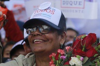 El uribismo resalta el importante apoyo que tiene su partido en las áreas rurales de Colombia.