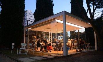 Cafetería del Museo Nacional de Artes Visuale