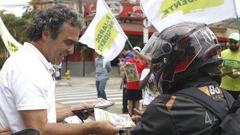 Cuando comenzó la carrera electoral, Sergio Fajardo era uno de los favoritos en las encuestas.