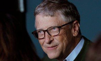 """Bill Gates llamó a principios de 2021 a """"las grandes naciones"""" a consumir """"100% carne sintética""""."""