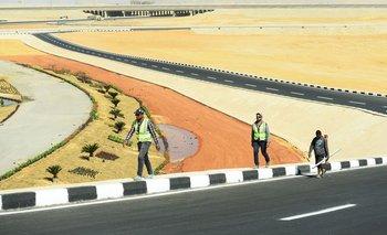 La nueva ciudad contará con más de 200 kilómetros de carreteras, avenidas y calles.