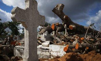 María dejó una estela de muerte y destrucción a su paso por Puerto Rico.
