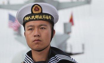 China busca crear la Armada más grande del mundo.