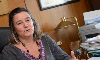 Jacqueline Gómez, presidenta del Instituto de Colonización, explicó en qué casos se gestiona el desalojo.