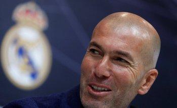 Zidane anunció que no entrenará la próxima temporada al Real Madrid.