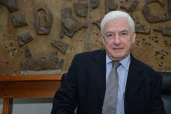 <b>El presidente del Instituto Nacional de Carnes, Federico Stanham</b>