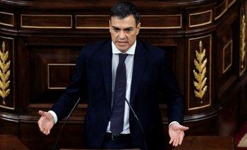 El socialista Pedro Sánchez será el nuevo presidente del gobierno español