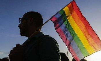 La bandera arco iris se volvió un símbolo internacional de la comunidad LGBT.