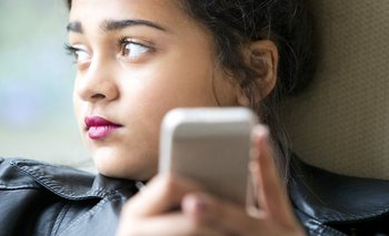 95% de los adolescentes de Estados Unidos tiene acceso a un teléfono inteligente.