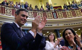 Pedro Sánchez ganó una moción de censura contra Mariano Rajoy.