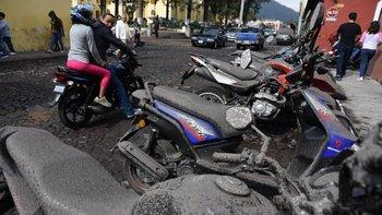 Las autoridades informaron que 3.100 personas fueron evacuadas.