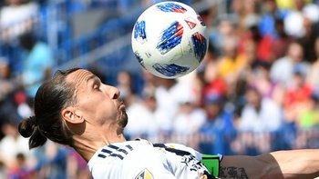 Ibrahimovic no fue convocado para el Mundial de Rusia.
