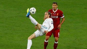 Gareth Bale marcó un gran gol en la final de la Liga de Campeones, pero no estará en el Mundial.