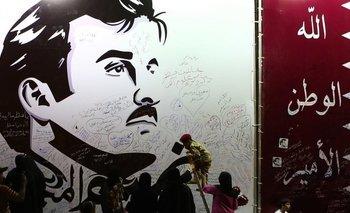 El boicot ha provocado una ola de apoyo al joven emir, Sheikh Tamim bin Hamad al-Thani.