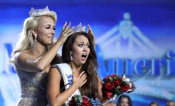Cara Mund fue coronada ganadora de 2018.