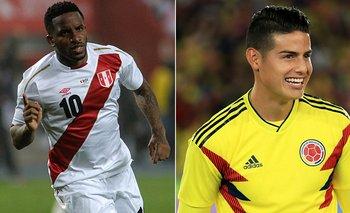 ¿Están Perú y Colombia llamadas a ser las grandes sorpresas del torneo?