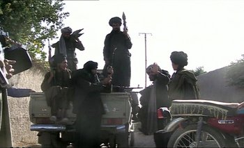 Los talibanes tomaron Kabul este domingo