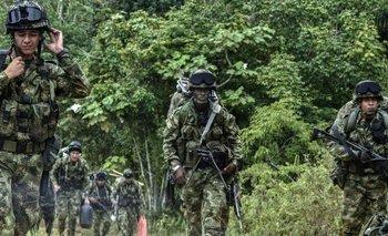 Las Fuerzas Armadas de Colombia dieron por desmantelado el grupo de alias nullBurronull.