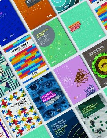 <b>Círculo Salvo</b><br>Colección editorial para el Banco Iberoamericano de Desarrollo. <br>