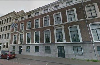 Embajada de Uruguay en La Haya.