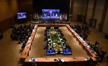 La Cumbre del Mercosur se lleva a cabo en Paraguay