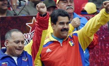 Diosdado Cabello y Nicolás Maduro comparten ahora poder dentro del Estado.