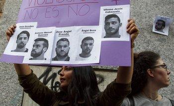 El caso de nullLa Manadanull generó gran indignación en España.