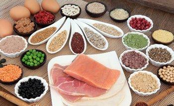¿Sabes cuántas proteínas necesita tu cuerpo?