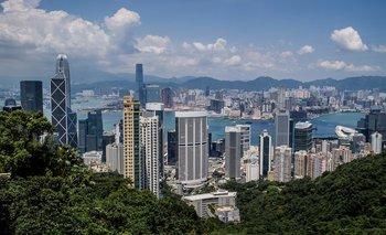 Hong Kong es famosa por sus rascacielos: tiene más de 1.100, lo que le da la apariencia de una ciudad futurista.