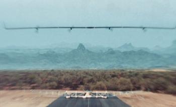 El dron del Proyecto Aquila llegó a mantenerse en el aire por 90 minutos, mucho menos que el del Proyecto Loon, que voló por 190 días sin interrupción.
