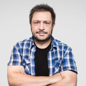 Hernán Casciari, responsable del proyecto de adaptación de La uruguaya