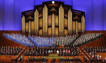 La Iglesia Mormona tiene aproximadamente 12 millones de fieles en todo el mundo.