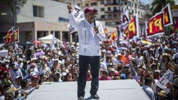 López Obrador fue el ganador de las elecciones presidenciales de México con más del 50% de los votos, según el conteo rápido.