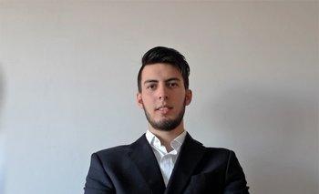 Nicolás Galarza aconseja tener un portafolio diversificado e invetir en empresa que estén en la Bolsa